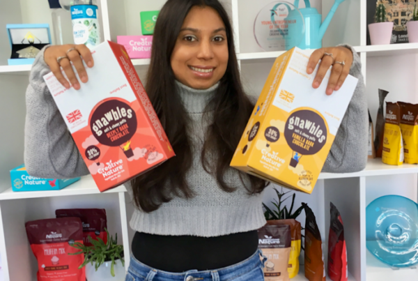 Award Winning Super Food Brand Launches New Free From Snack