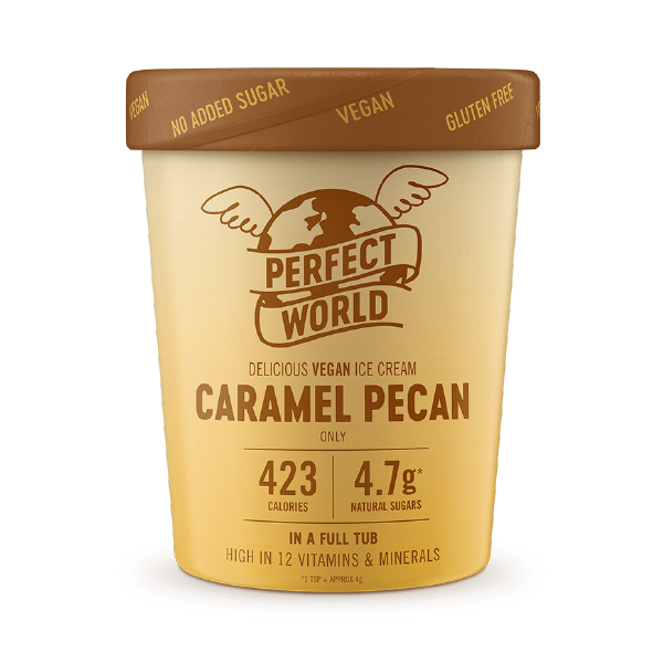 Caramel Pecan Perfect World