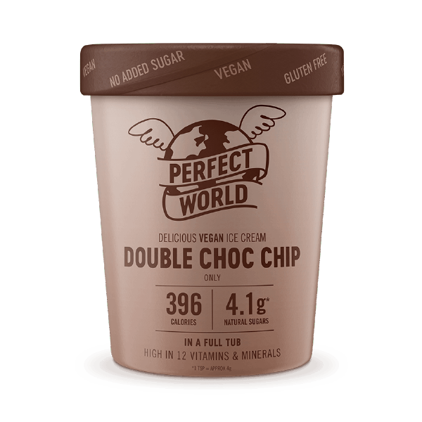 Double Chocolate Chip Perfect World