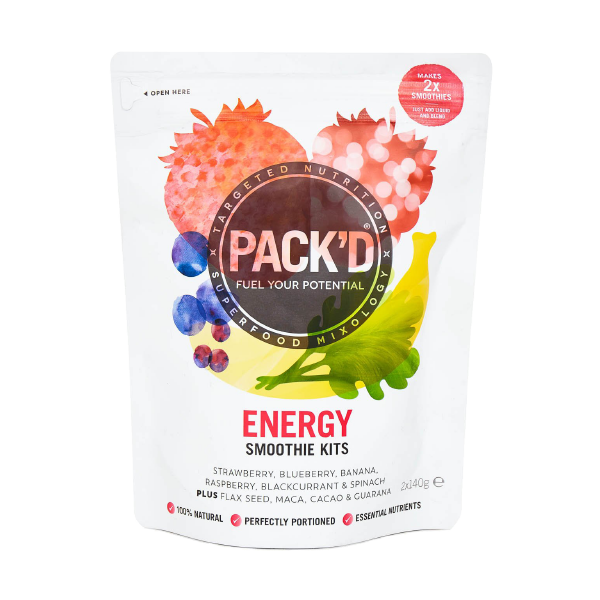 Energy Smoothie Kit Packd