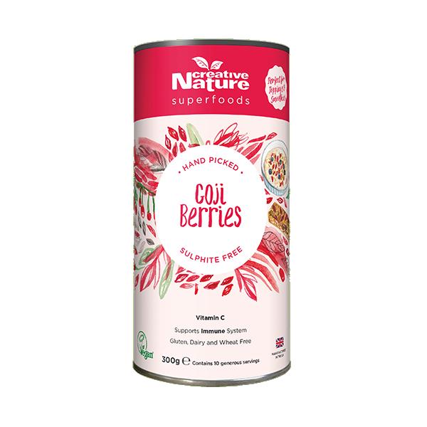 Goji Berries Creative Nature Superfoods