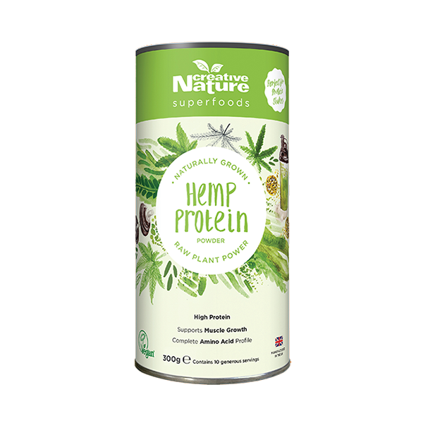 Hemp Protein Creative Nature Superfoods