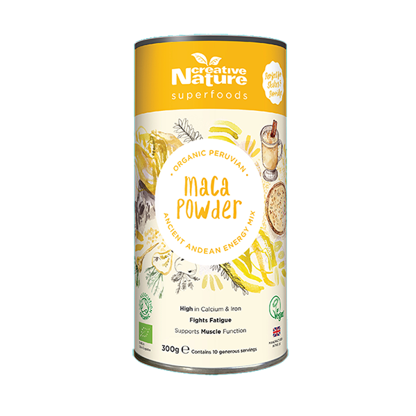 Maca Powder Creative Nature Superfoods