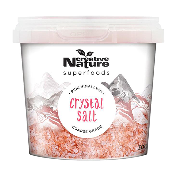 Pink Himalayan Salt Creative Nature Superfoods