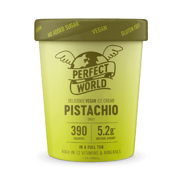 Pistachio Perfect World