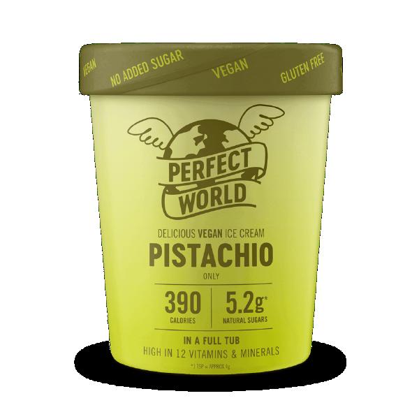 Pistachio Perfect World