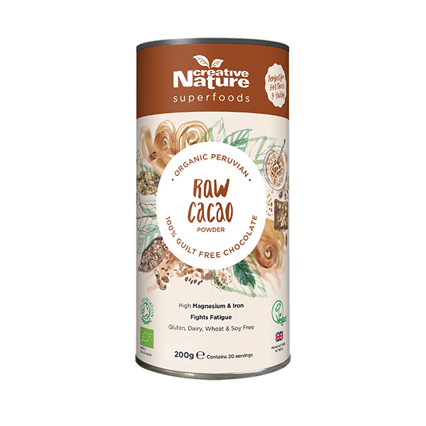 Raw Cacao Creative Nature Superfoods