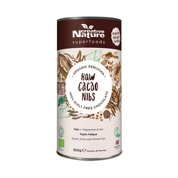 Raw Cacao Nibs Creative Nature Superfoods