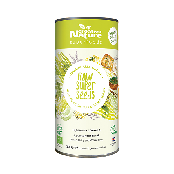 Raw Super Seeds Creative Nature Superfoods