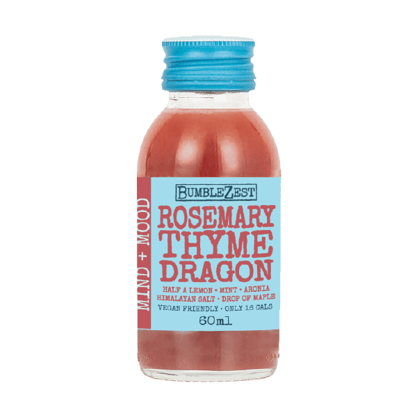 Rosemary Thyme Dragon Health Shot Bumblezest